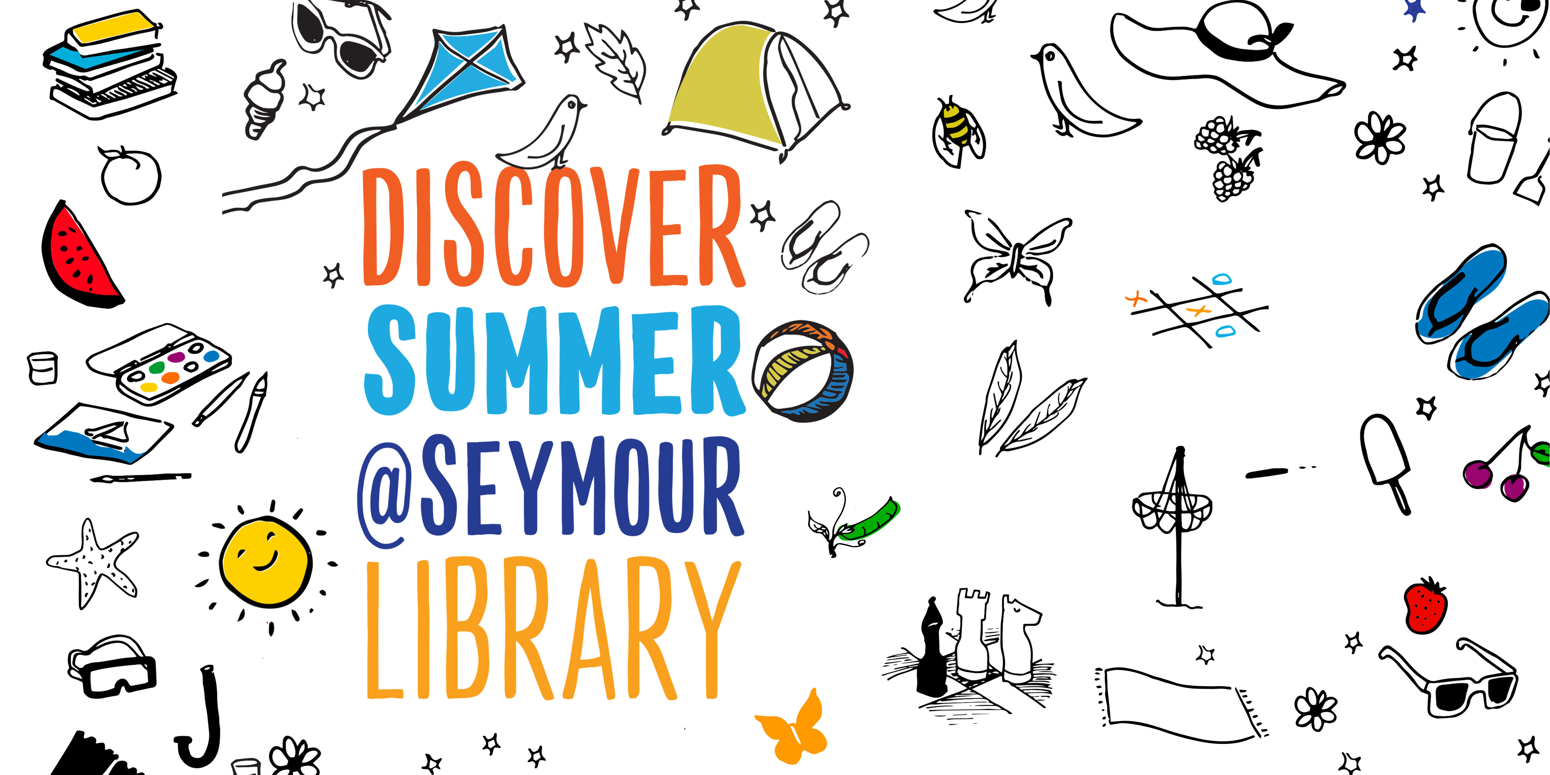 Discover Summer!