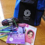 Crochet Discover Kit image of kit contents