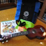 Ukulele Discover Kit image of kit contents