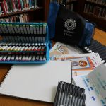 Copic Marker Discover Kit image of content of kit