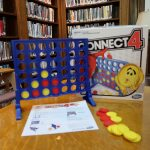 image of Connect 4 game