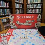 image of Scrabble game