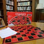image of Checkers game