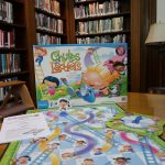 image of Chutes and Ladders game