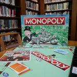 image of Monopoly game