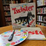 image of Twister game