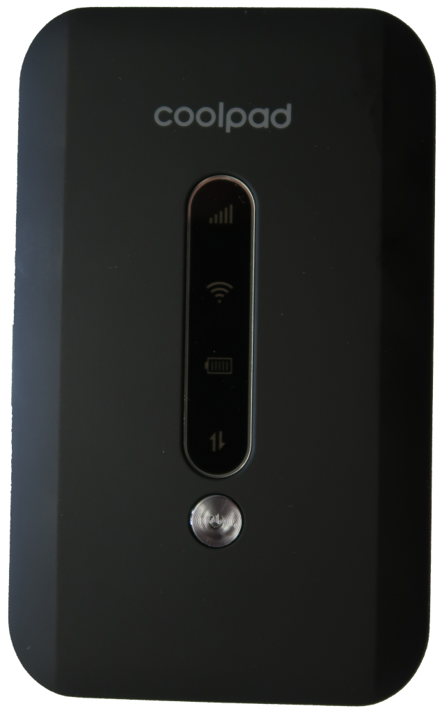 image of the Coolpad Surf hotspot