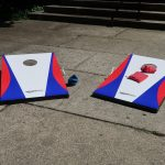 Image of the game Cornhole