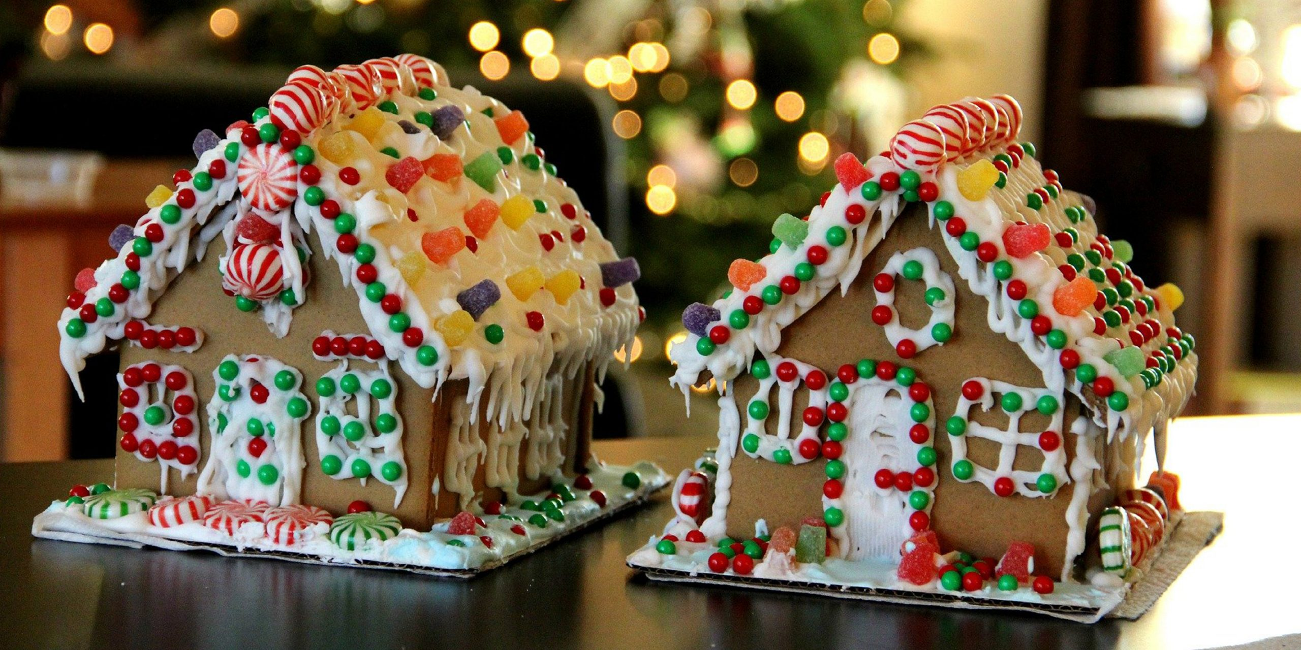 Family Fun Friday: Build a Gingerbread House