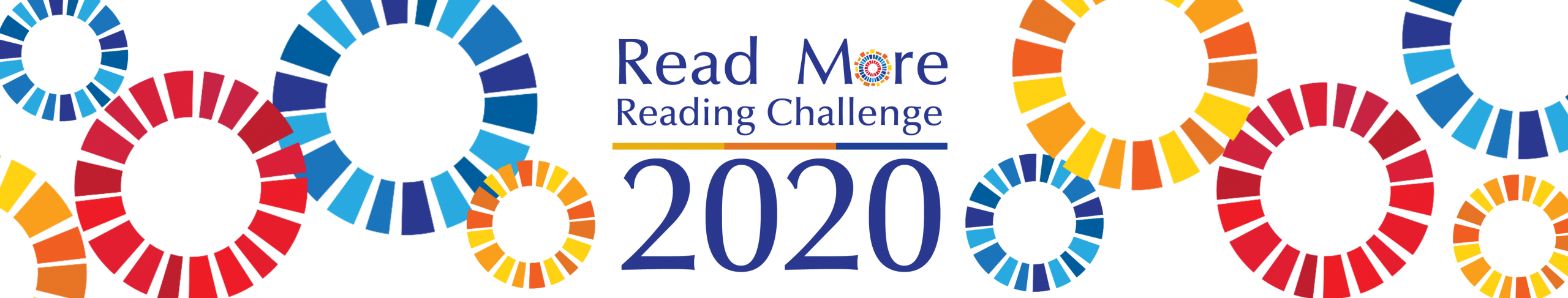 Read More 2020 Challenge header logo
