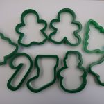 Image of Christmas Cookie Cutters