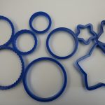 Image of Stars and Circles Cookie Cutter set