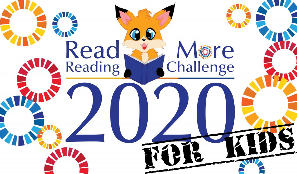 Read More Reading Challenge for Kids logo image