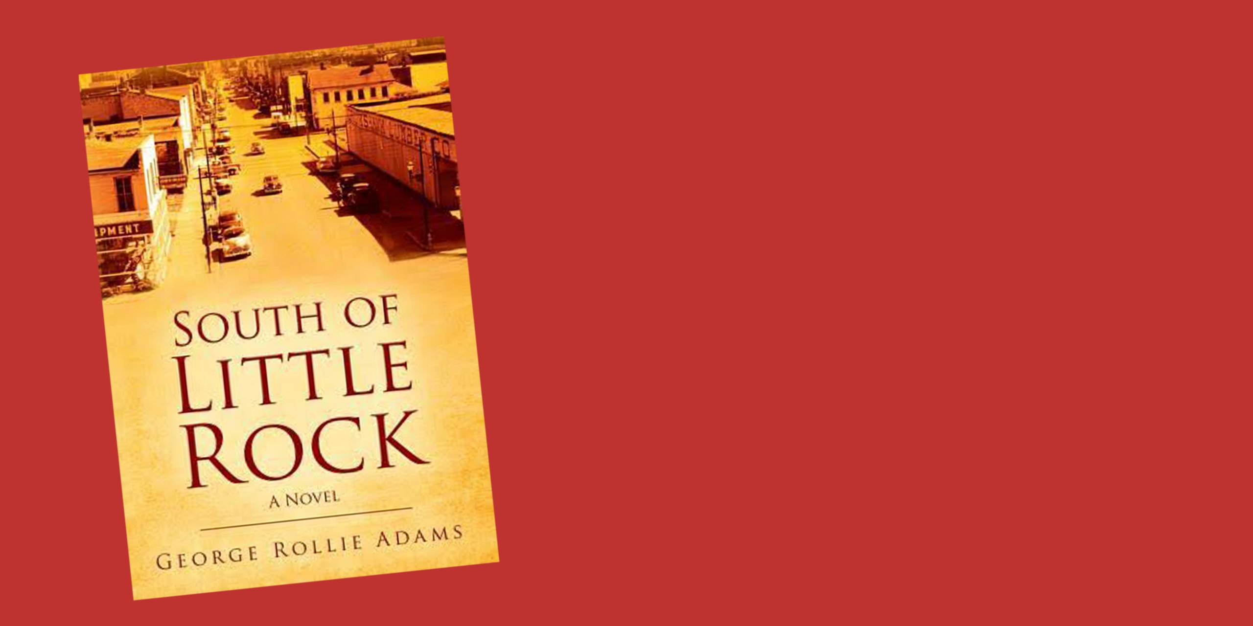Author Talk: South of Little Rock