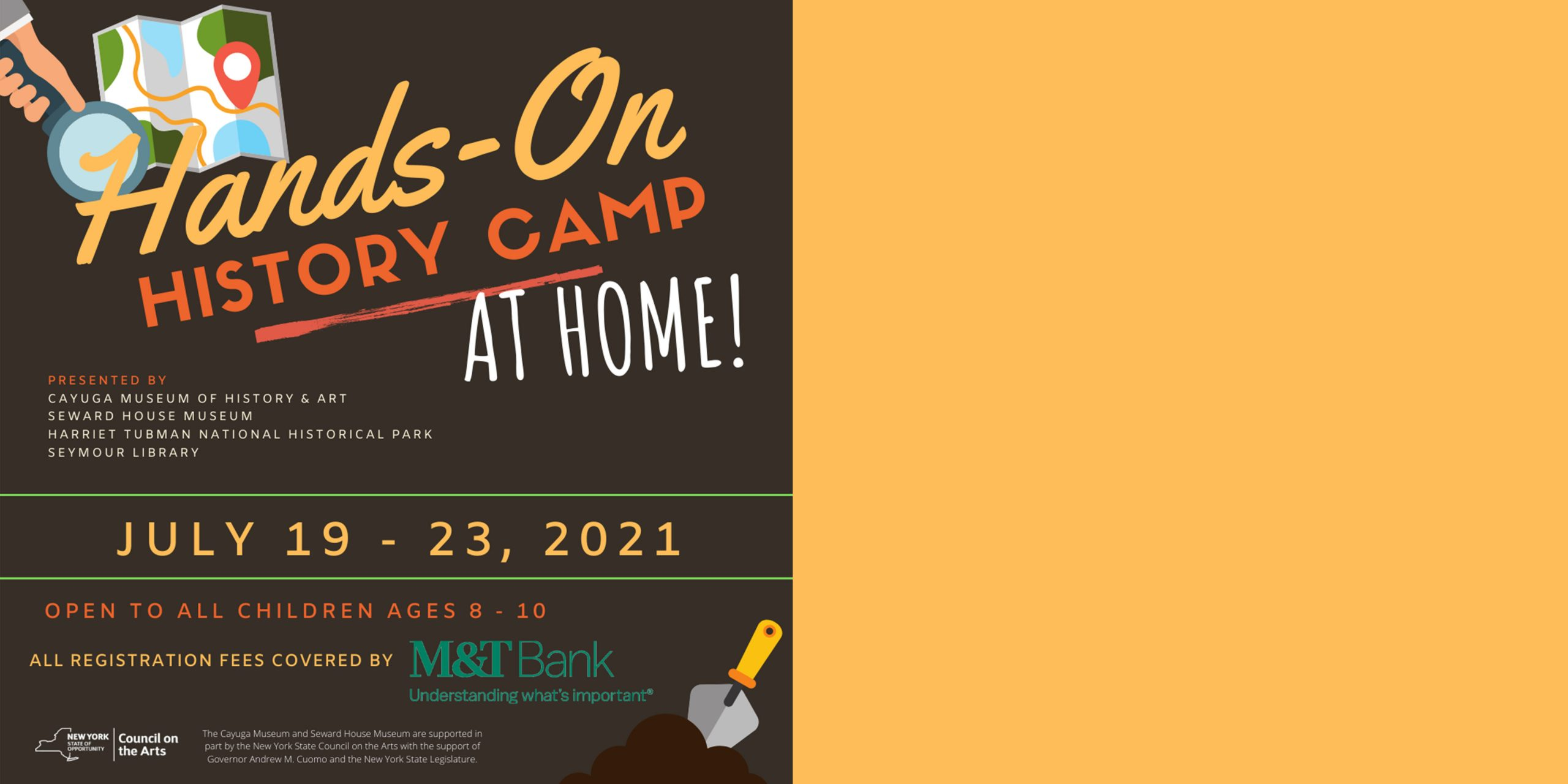 Hands-On History Camp