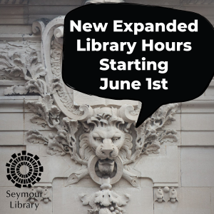 New hours for June image
